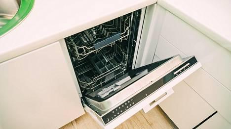 Vialliset astianpesukoneet voivat aiheittaa kosteusongelmia.