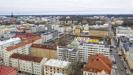 Turun kaupunkiseudun liikennejärjestelmäsuunnitelman on laatinut Varsinais-Suomen liitto. Suunnitelmassa on pyritty ottamaan huomioon myös koronapandemian vaikutukset liikenteeseen.