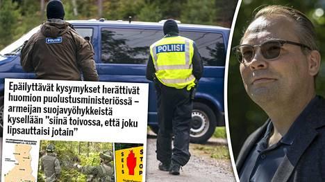 Entinen puolustusministeri Jussi Niinistö (sin) ajoi vahvasti ulkomaalaisten kiinteistökauppojen tarkempaa valvomista.