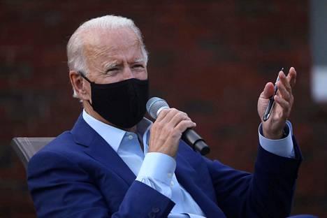 Bloombergin kampanja uskoo, että Biden voisi voittaa Floridassa.