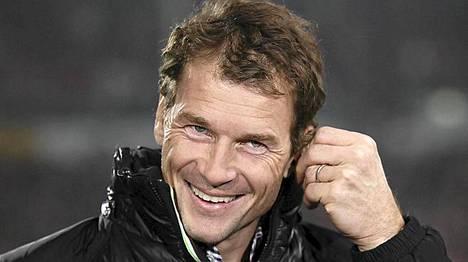 Jens Lehmann on yhdistetty Arsenaliin.