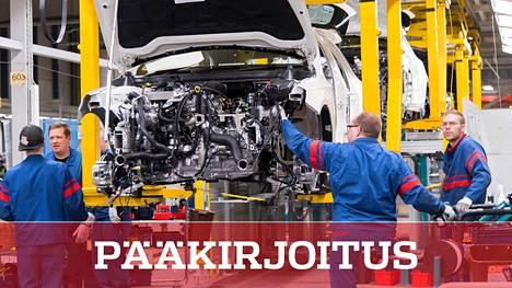 Suomalaisten kannattaa tehdä tuotteita, jotka vaativat kovaa osaamista.