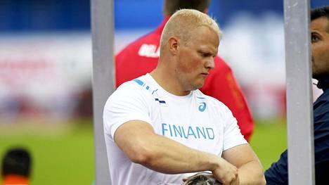 Tuomas Seppänen jäi ulos olympialaisista erikoisissa oloissa heitetyn kilpailun vuoksi.