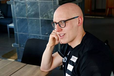 Matti Mattsson kilpailee Tokiossa jo uransa kolmansissa olympialaisissa.