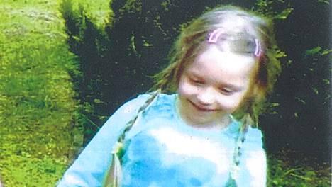 Inga katosi viisi vuotta sitten perheen päiväretkellä.