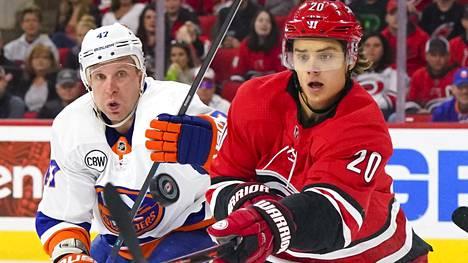 Leo Komarovin (vas.), Sebastian Ahon ja muiden NHL-pelaajien kauden on tarkoitus jatkua pudotuspeleillä aikaisintaan elokuun alussa.