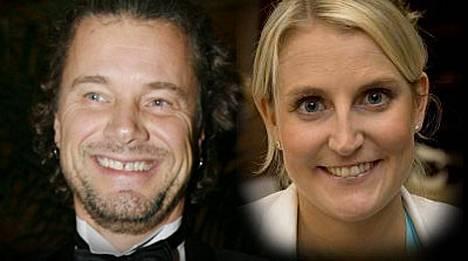 Jari Hedman ja Sorella Johansson ovat tapailleet toisiaan jo kuukauden ajan.