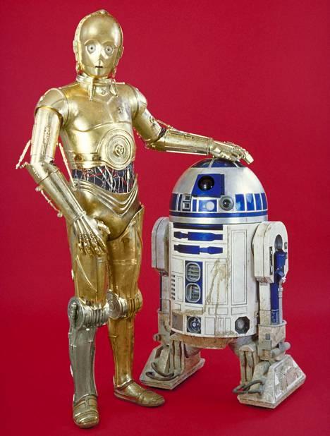 Star Wars -elokuvat kiehtovat katsojia vuosikymmenestä toiseen.