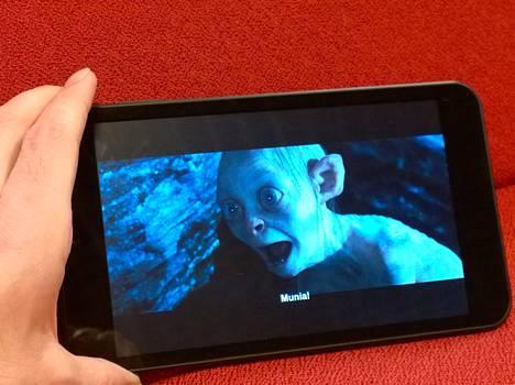 Mobiililaitteelle on mahdollista saada pian Netflixin ohella myös Netflixin kakkosnäyttö.