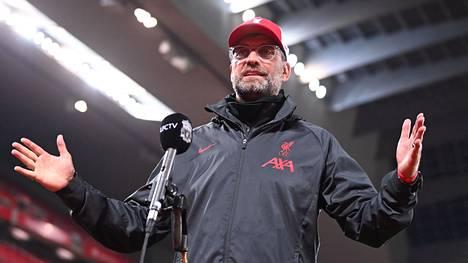 Jürgen Klopp ihmetteli Roy Keanen väitteitä Liverpoolin otteista.