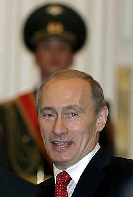 Venäjän tuleva pääministeri Vladimir Putin saapuu vierailulle Suomeen vielä tässä kuussa.