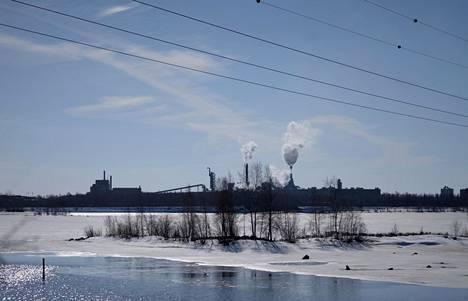 Veitsiluodon tehtaan piiput kylmenevät pian jos Stora Enson suunnitelmat toteutuvat.