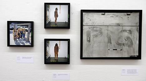 Mansonista ja hänen kultistaan on pidetty useita näyttelyitä, lähinnä Los Angelesissa.