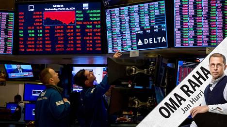 Osakemarkkinat ovat toipuneet aiemmista kriiseistä uuteen nousukauteen jokaisen romahduksen ja laskukauden jälkeen.