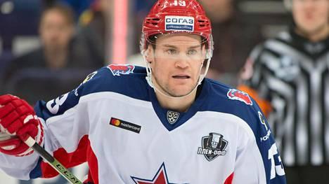 Jokerit hankki KHL-veteraani Geoff Plattin – tanskalaishyökkääjä jatkaa seurassa