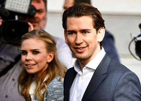 Kurz on seurustellut pitkään tyttöystävänsä Susanne Thierin kanssa. Aiemmin julkisuutta kaihtanut pari äänesti sunnuntaina yhdessä.