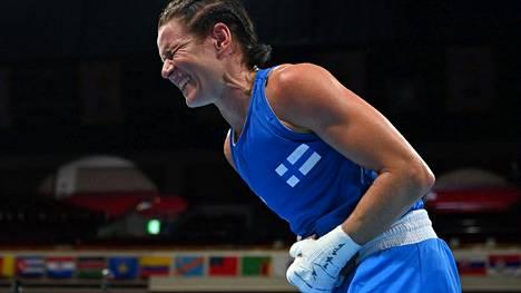 Mira Potkonen ottaa mitalin toisissa peräkkäisissä olympialaisissa.