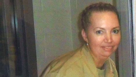 Lisa Montgomery on määrä teloittaa 8. joulukuuta 2020.