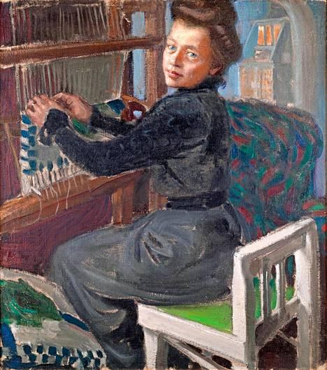 Mary kutoo  on vuodelta 1905.