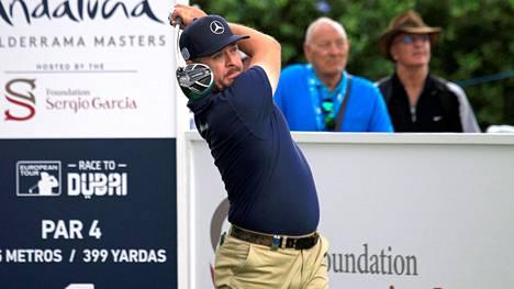 Mikko Korhonen golfasi taas kärkikolmikkoon – tilipussi venyy: nyt tuli 125000 euroa!