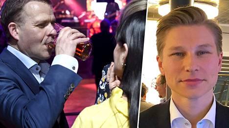 Kokoomuksen risteilyllä puheenaiheeksi nousi Oulun tapahtumat. IS jututti teemasta kokoomuksen puheenjohtaja Petteri Orpoa ja oikeusministeri Antti Häkkästä.