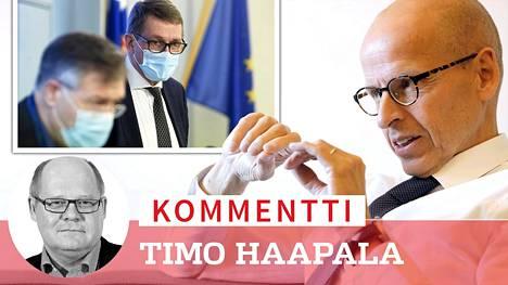 Antti Rinteen Hallitus
