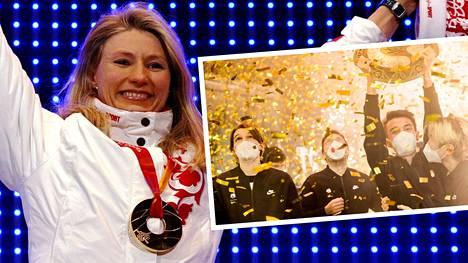 Olympiavoittaja ja kansanedustaja Svetlana Zhurova uskoo urheilumaailman menettävän lahjakkuuksia esportsin takia.