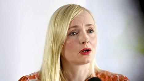 Sisäministeri Maria Ohisalo kertoi viime viikolla pyrkivänsä jatkokaudelle vihreiden puheenjohtajana.
