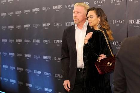 Boris ja Lilly Becker ovat selvinneet vaikeista ajoista.