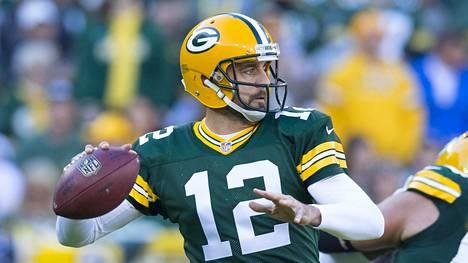 Aaron Rodgersin on saatava Packers takaisin kurssilleen.