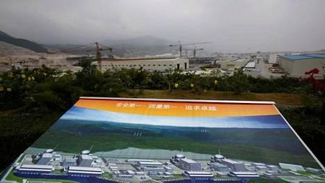 Taishanin ydinvoimala on jälleen uutisotsikoissa. Kesällä CNN uutisoi säteilyvuodosta, joskin viranomaiset kiistivät väitteet.