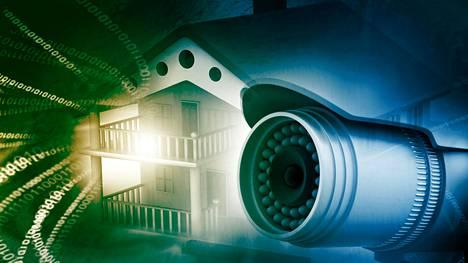 Kun turvakamera otetaan käyttöön salasanaa vaihtamatta, siitä saattaa tulla vakoilulaite.