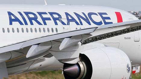 Air France-KLM on ensimmäinen Euroopan isoista lentoyhtiöistä, joka kertoo koronaviruksen vaikutuksista.