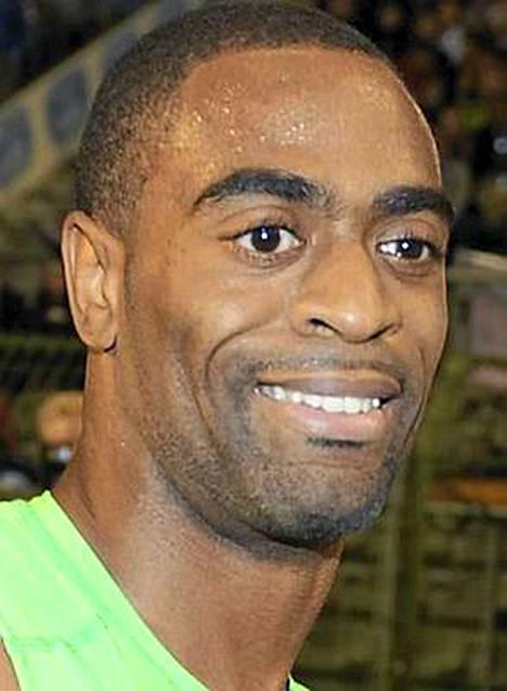 Tyson Gay piti vuoden 2010 nopeimman miehen tittelin edelleen itsellään.