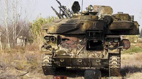 Kapinalliset ovat taistelleet keskenään, mistä Syyrian armeija on saanut hyötyä.