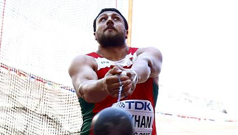 39-vuotiaan Ivan Tihonin paluu kansainvälisiin kisoihin oli surkea. Hän jäi karsinnassa sijalle 21.