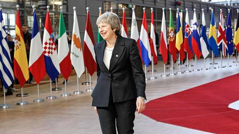 EU-mailta odotettu vahvistus: Britannian erosopimusta ei avata