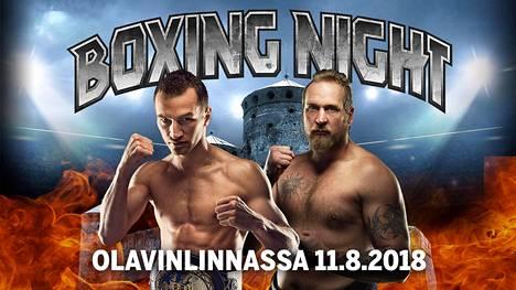 Edis Tatli kukisti haastajansa! Myös Robert Heleniukselle pistevoitto – Boxing Night Olavinlinna suorana ISTV:ssä