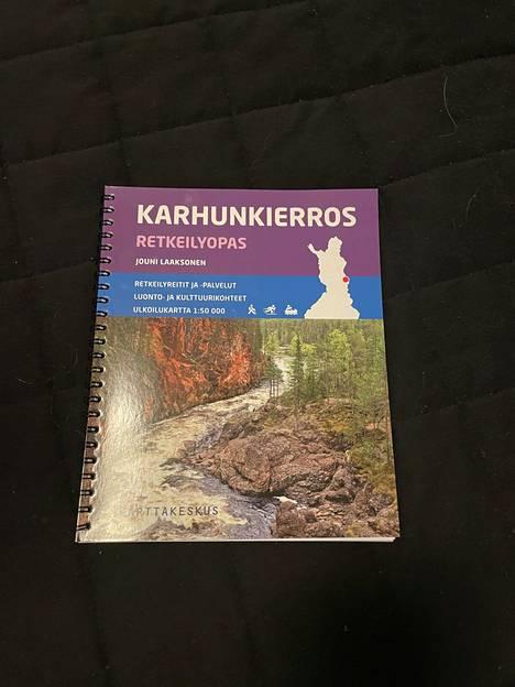 """20.7. """"Kuusamon Karhunkierroksen vaellus on jo suunnitteluvaiheessa. Olen Kuusamossa ainakin joka toinen kuukausi, ja ruokahankkeitakin on suunnitteilla paikallisen toimijan kanssa."""""""