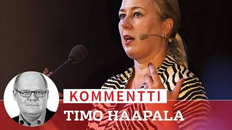 Suomen komissaariehdokkaasta Jutta Urpilaisesta (sd.) tulee uuden EU-komission kansainvälisestä kumppanuudesta vastaava komissaari.