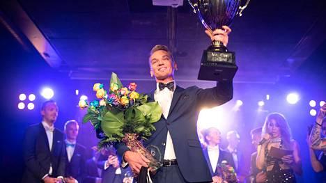 Kuopiosta kotoisin oleva Ismo Poutiainen palkittiin ravintola DTM:ssä järjestetyssä finaalissa.