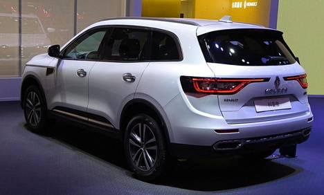 Renault Koleos on Pekingissä esitellyistä uutuuksista ainoa, joka voi saavuttaa suomalaisten suuren suosion. Perustana on Nissan X-Trail, mikä ei näy ulospäin. Sisarmerkistä poiketen Koleoksen saa vain viisipaikkaisena, jolloin siinä on runsaasti tilaa matkustajille ja heidän tavaroilleen.