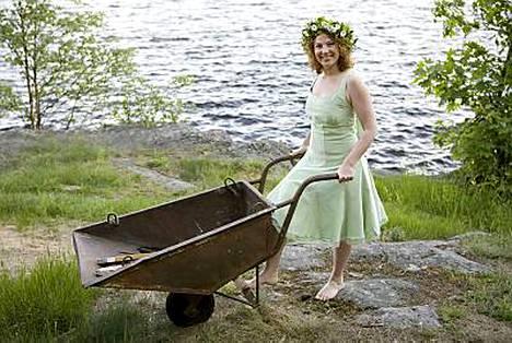 Miia Nuutila keskittyy syksyllä teatteriin ja televisioon.