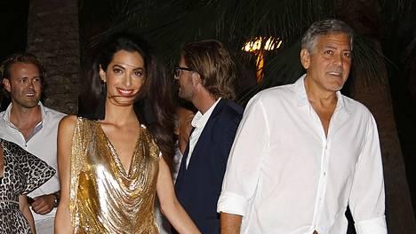 Amal Clooneyn tyyli on tällä hetkellä yksi maailman seuratuimpia.