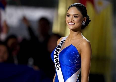 Miss Universumin tittelin vei Filippiinien Pia Alonzo Wurtzbach.