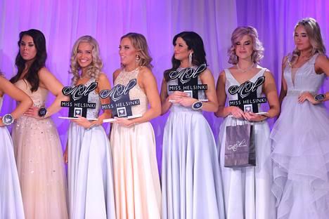 Finaalissa palkittiin myös yleisön suosikki Sanni Kujanpää, Miss Photogenic Ronja Sallinen sekä lehdistön suosikki Mariangel Velasquez.