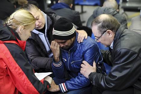 Viranomaisten mukaan lentokoneen matkustajista 50 oli venäläisiä.