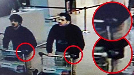 Hanska vain toisessa kädessä – tähän terrorismiasiantuntija kiinnitti huomionsa.