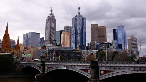 Australian ensimmäinen koronaviruspotilas saapui Kiinasta Melbourneen viime viikon sunnuntaina.