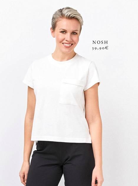 Pue valkoinen t-paita näin – 11 uutta ideaa
